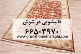 قالیشویی در شوش